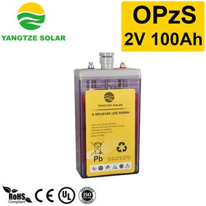 Opzs Battery 2v100ah Manufacturers, Opzs Battery 2v100ah Factory, Supply Opzs Battery 2v100ah