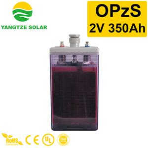 OPzS Battery 2v350ah Manufacturers, OPzS Battery 2v350ah Factory, Supply OPzS Battery 2v350ah