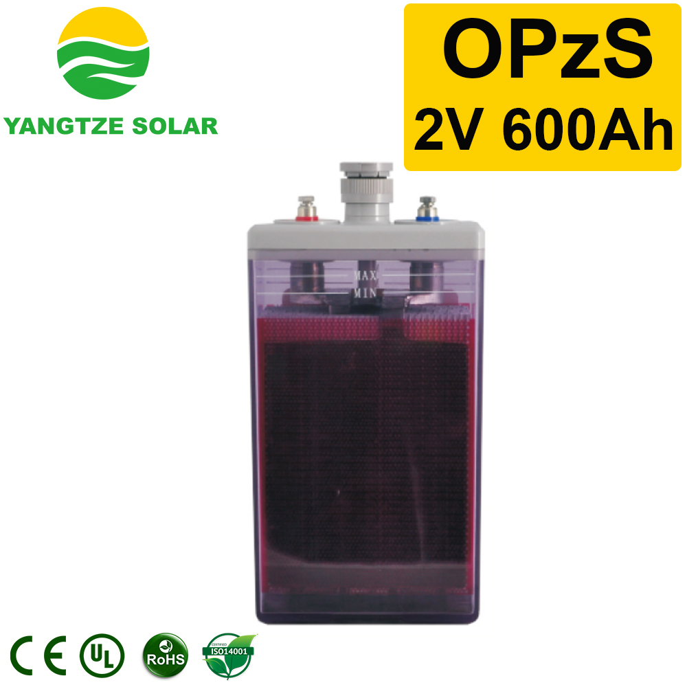 OPzS Battery 2v600ah Manufacturers, OPzS Battery 2v600ah Factory, Supply OPzS Battery 2v600ah