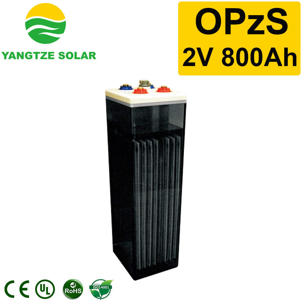 OPzS Battery 2v800ah Manufacturers, OPzS Battery 2v800ah Factory, Supply OPzS Battery 2v800ah