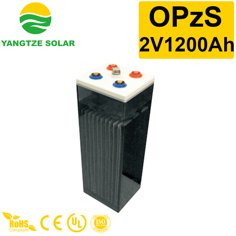 OPzS Battery 2v1200ah Manufacturers, OPzS Battery 2v1200ah Factory, Supply OPzS Battery 2v1200ah