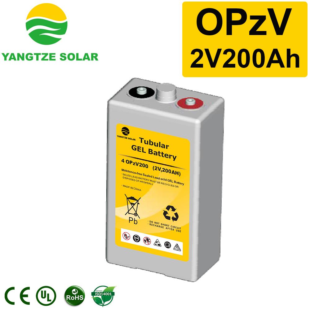 High quality 2V200Ah OPzV Battery Quotes,China 2V200Ah OPzV Battery Factory,2V200Ah OPzV Battery Purchasing