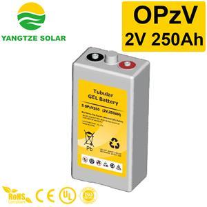 2V250Ah OPzV Battery