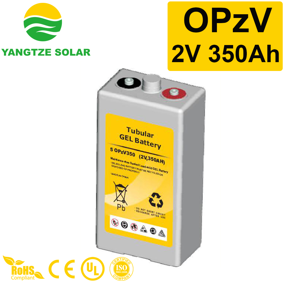2V350Ah OPzV Battery Manufacturers, 2V350Ah OPzV Battery Factory, Supply 2V350Ah OPzV Battery