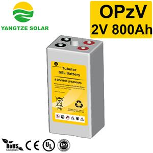 2V800Ah OPzV Battery Manufacturers, 2V800Ah OPzV Battery Factory, Supply 2V800Ah OPzV Battery
