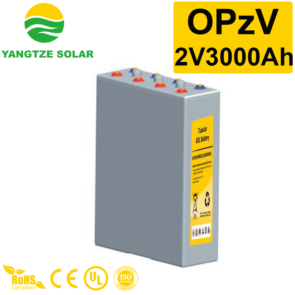 2V3000Ah OPzV Battery Manufacturers, 2V3000Ah OPzV Battery Factory, Supply 2V3000Ah OPzV Battery
