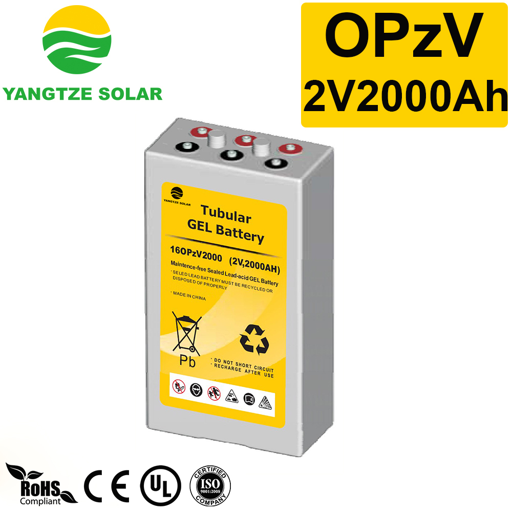 High quality 2V2000Ah OPzV Battery Quotes,China 2V2000Ah OPzV Battery Factory,2V2000Ah OPzV Battery Purchasing