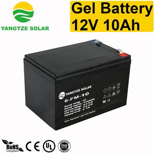 Gel Battery 12v 10ah