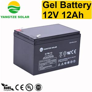 Gel Battery 12v 12ah