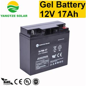 Gel Battery 12v 17ah