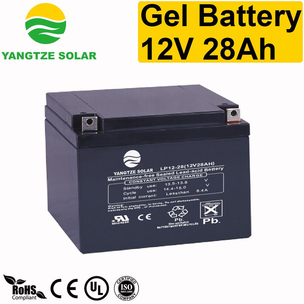 Gel Battery 12v 28ah Manufacturers, Gel Battery 12v 28ah Factory, Supply Gel Battery 12v 28ah