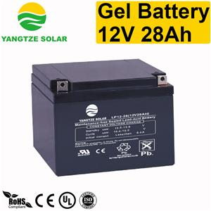 Gel Battery 12v 28ah
