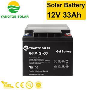 Solar Battery 12V 33Ah