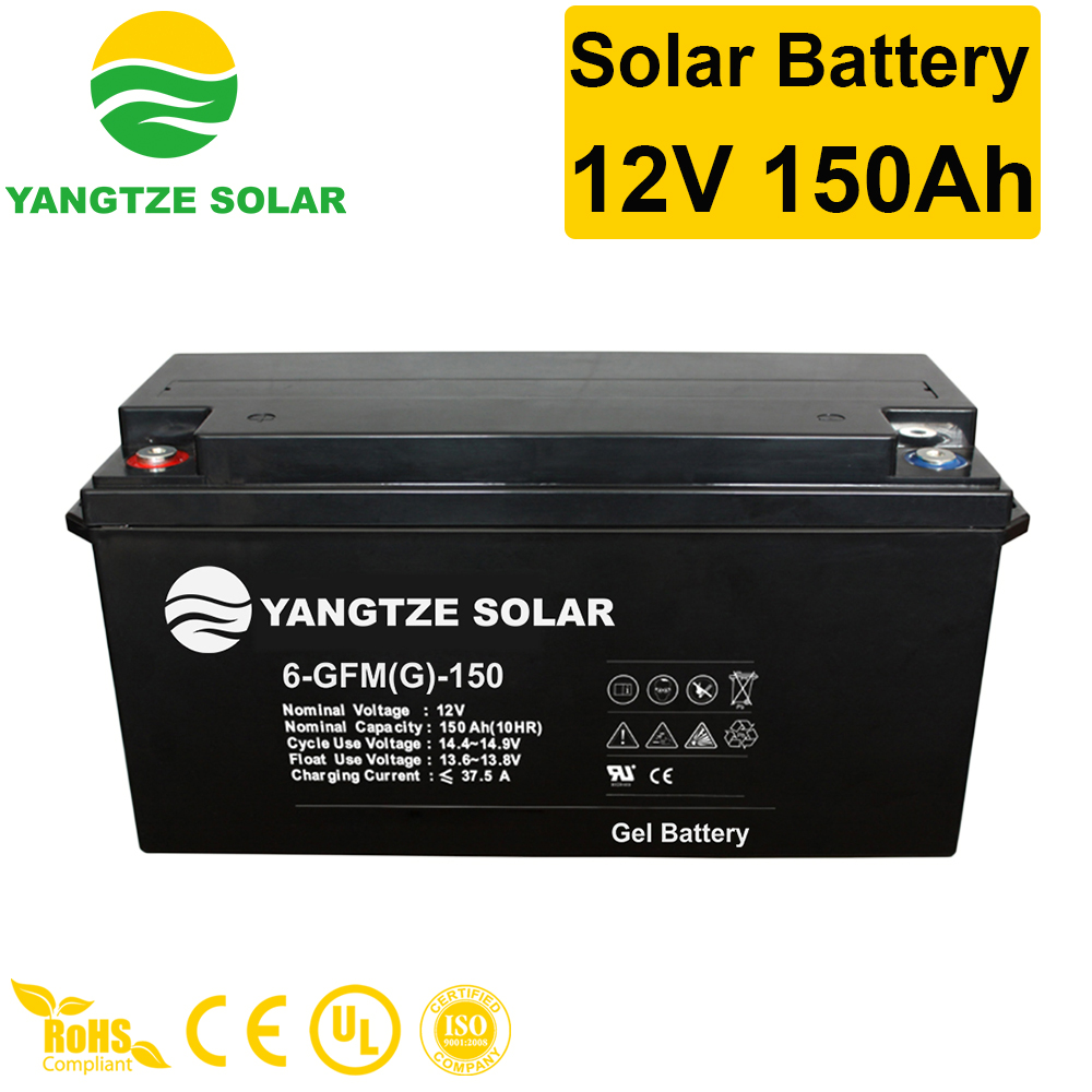 Solar Battery 12V 150Ah Manufacturers, Solar Battery 12V 150Ah Factory, Supply Solar Battery 12V 150Ah