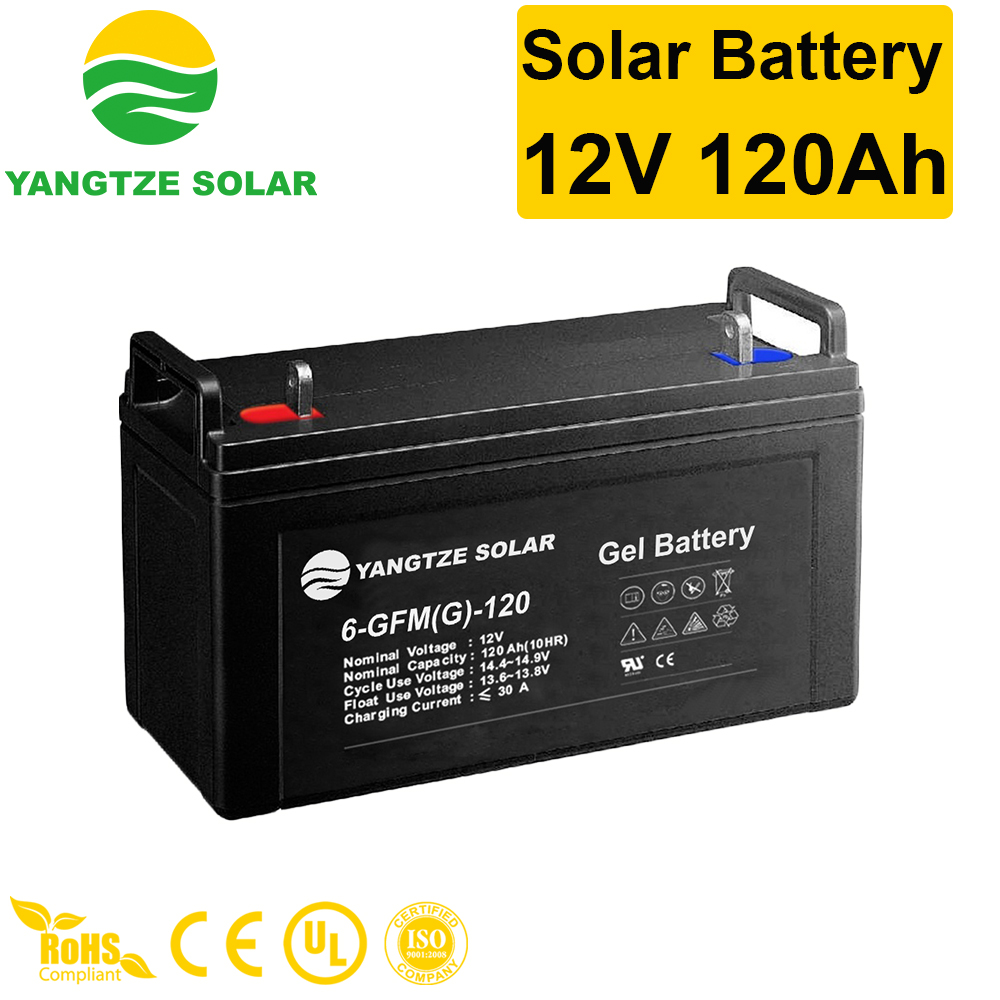 Solar Battery 12V 120Ah Manufacturers, Solar Battery 12V 120Ah Factory, Supply Solar Battery 12V 120Ah
