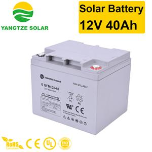 High quality Solar Battery 12V 40Ah Quotes,China Solar Battery 12V 40Ah Factory,Solar Battery 12V 40Ah Purchasing