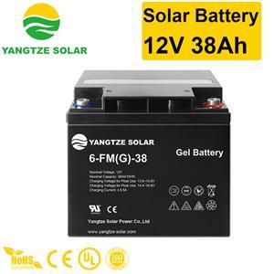 Solar Battery 12V 38Ah