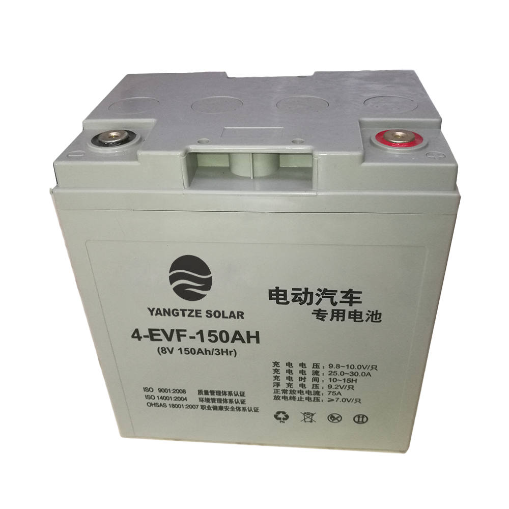 8V 150Ah Battery Manufacturers, 8V 150Ah Battery Factory, Supply 8V 150Ah Battery