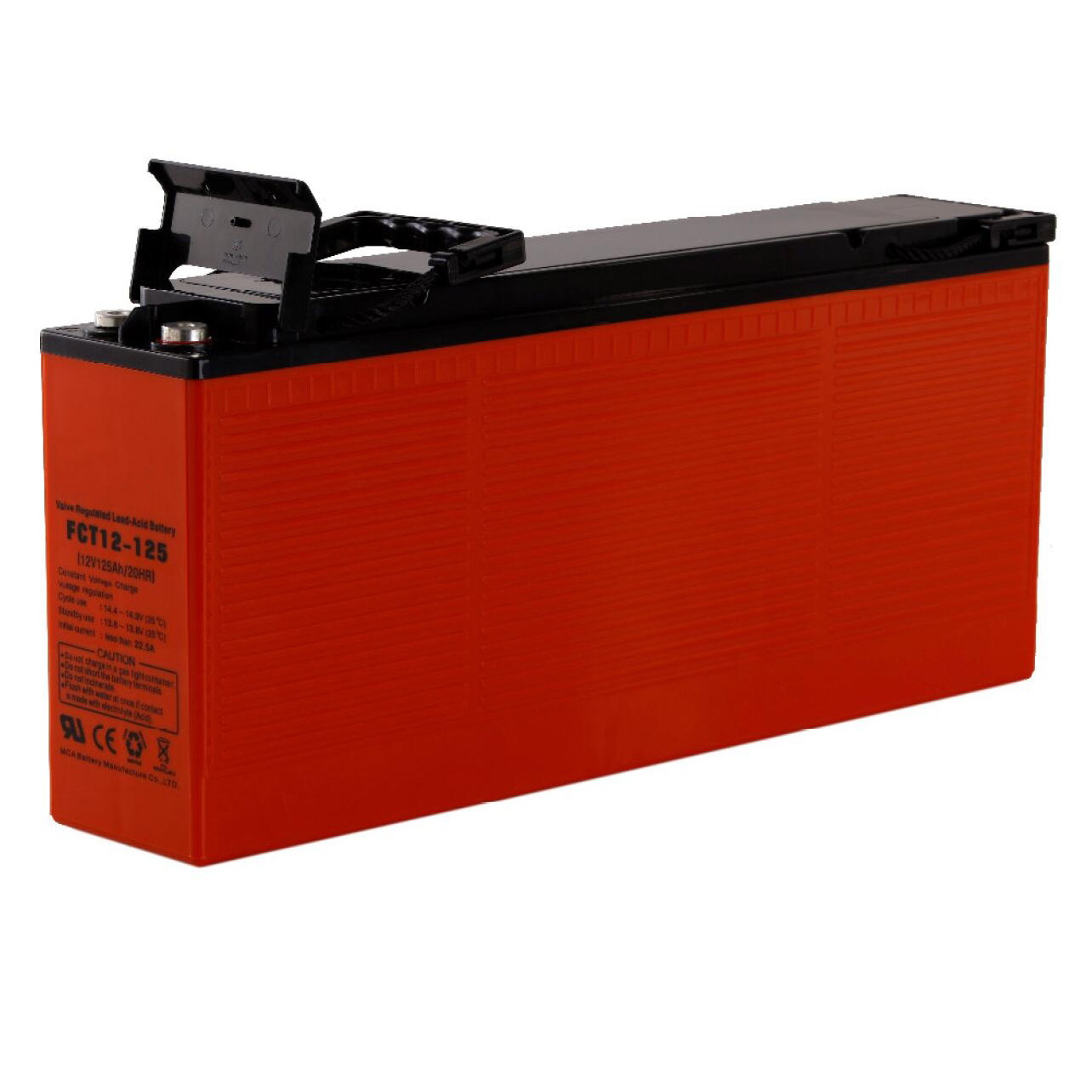 12V 125Ah Front Terminal Battery Manufacturers, 12V 125Ah Front Terminal Battery Factory, Supply 12V 125Ah Front Terminal Battery