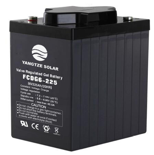 Gel Battery 6V 225Ah Manufacturers, Gel Battery 6V 225Ah Factory, Supply Gel Battery 6V 225Ah