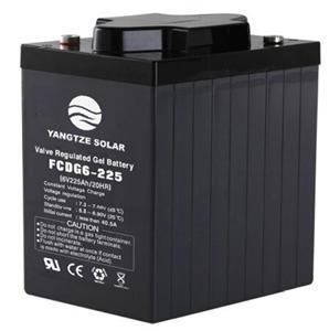 Gel Battery 6V 225Ah