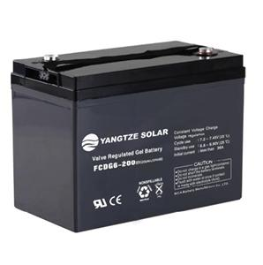 Gel Battery 6V 200Ah