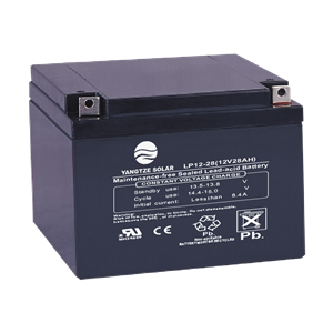 12V 28Ah Lead Acid Battery