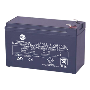 12V 8Ah Lead Acid Battery