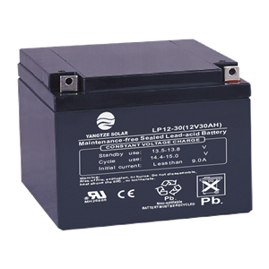 12V 30Ah Lead Acid Battery