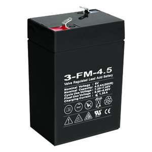 6V 4.5Ah Battery Manufacturers, 6V 4.5Ah Battery Factory, Supply 6V 4.5Ah Battery