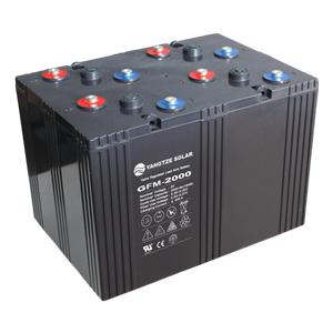 2V 2000Ah Lead Acid Battery