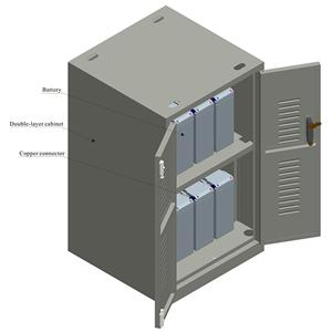 FT vertical double-layer cabinet