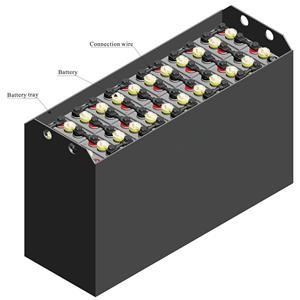 2X12 battery tray