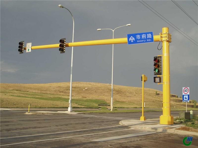 Traffic Signal Pole Manufacturers, Traffic Signal Pole Factory, Supply Traffic Signal Pole
