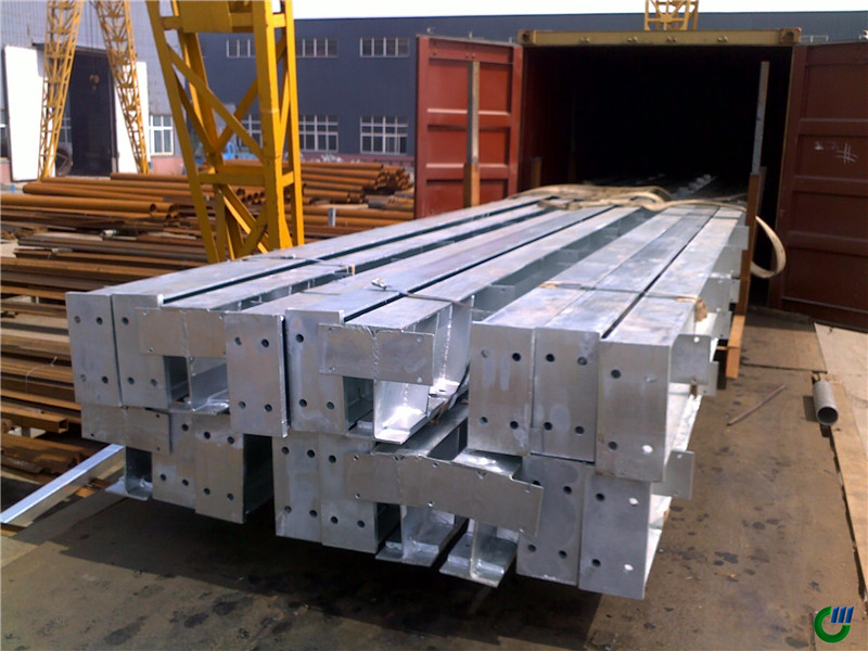 taller de estructura de acero