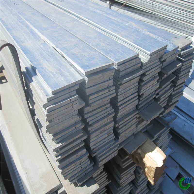 bare plate galvanizate
