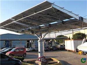 Sistema de montaje solar