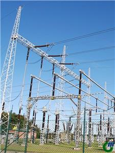 Substation Structure And Gantry