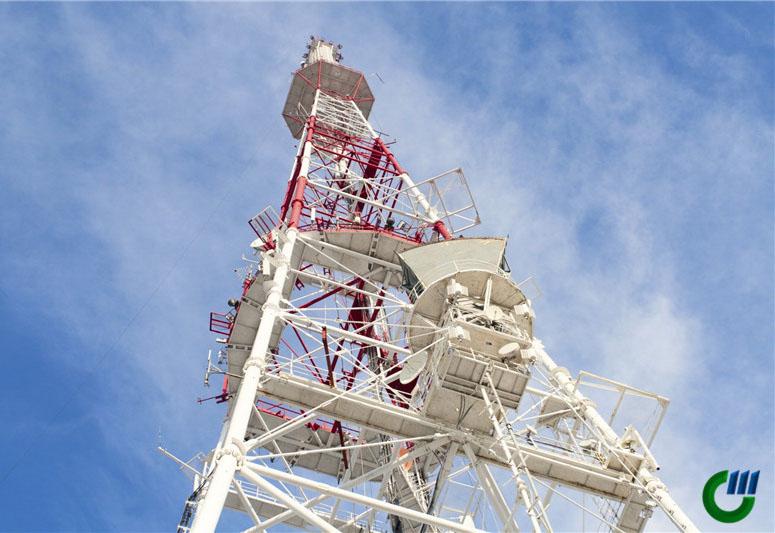 torre de radiodifusión