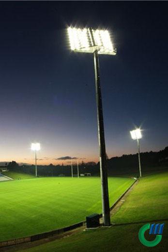 stadium pole