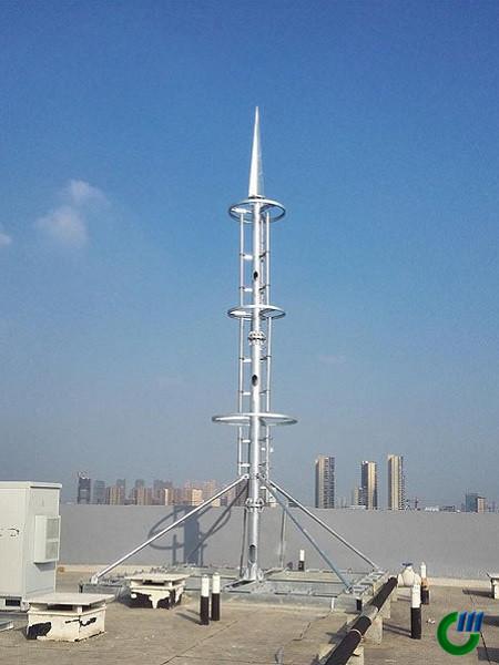torres en la azotea