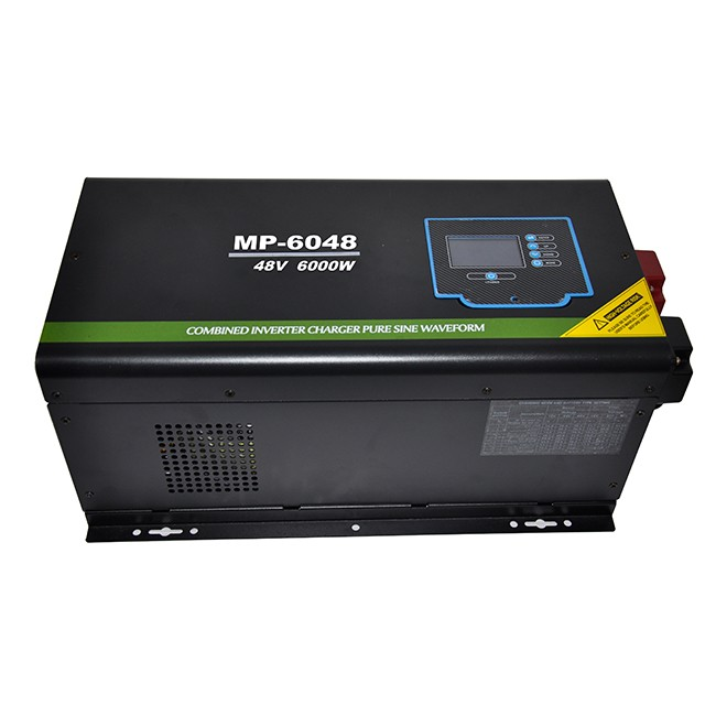 6000watt AC Off Grid Pure Sine Wave 48V Inverter