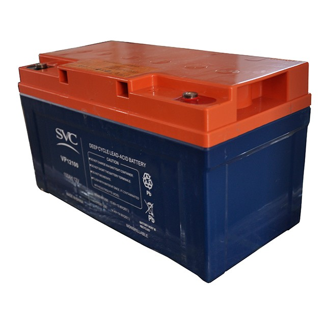 120Ah Sealed Deep Cycle Lead Acid Battery