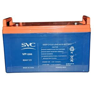 Deep Cycle Sealed Battery DC 12V Acid Battery