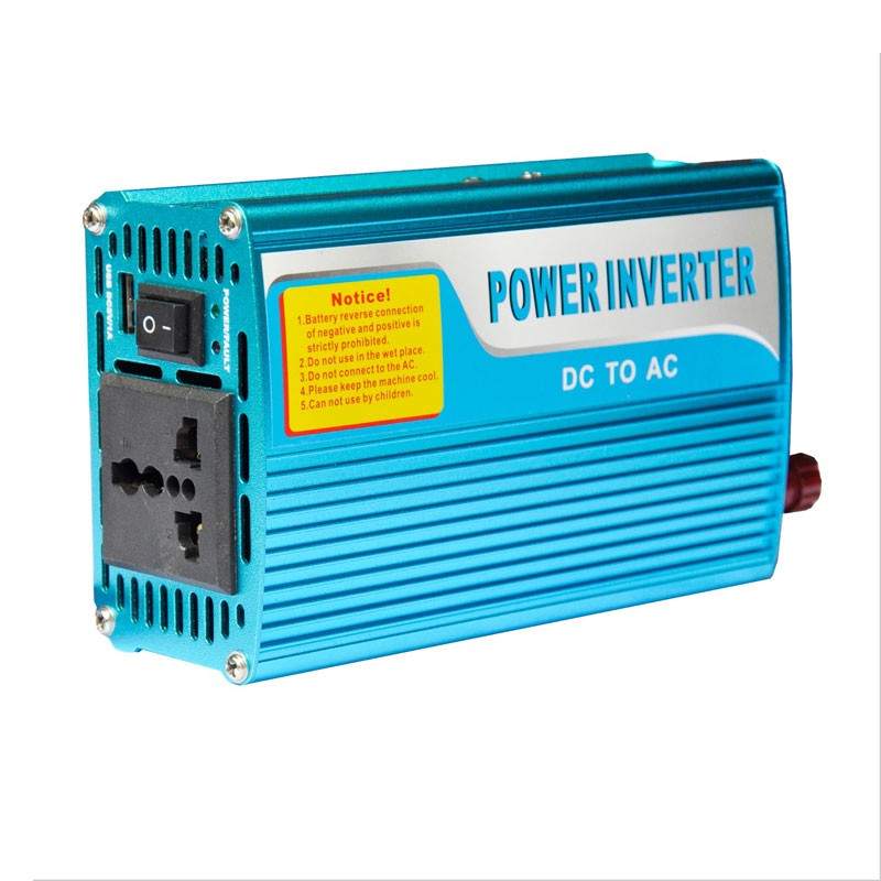 600W Dc To Ac Power Inverter For Car