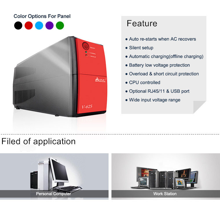 uninterruptible power supply for Home
