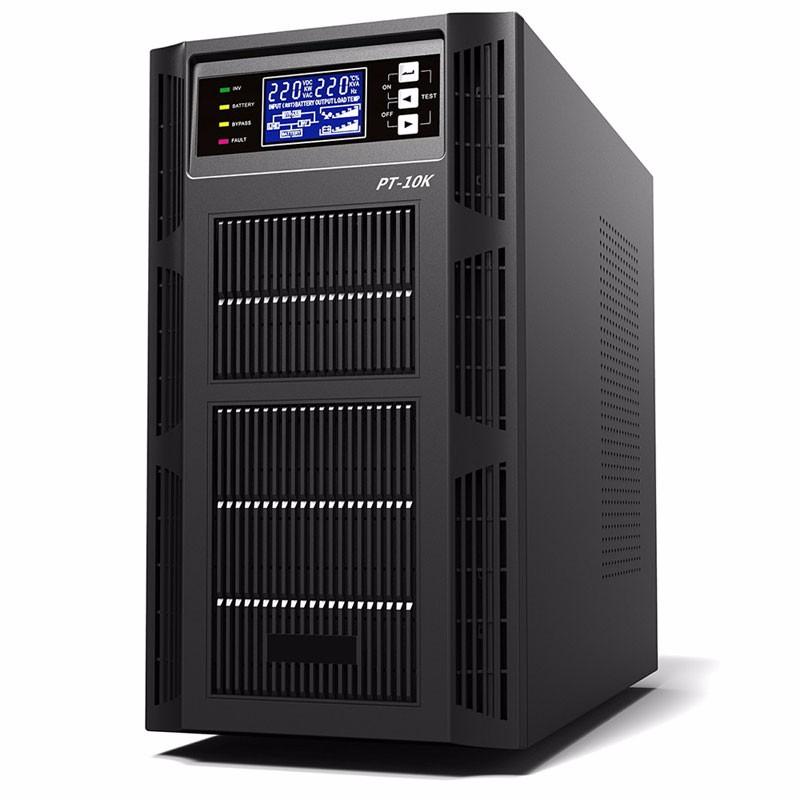 UPS en línea de alta frecuencia de entrada y salida trifásica