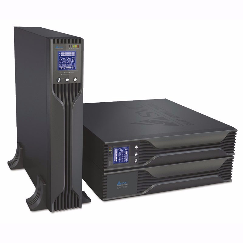Rack Mount Pure Sine Wave Line Interactive UPS