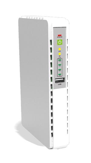 Gleichstrom-Notstromversorgungssystem