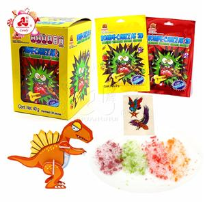 Popping candy 3D Jigsaw Puzzle